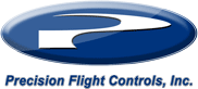 Precision Flight Controls Logo